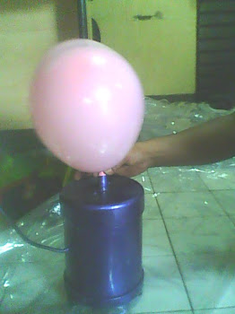 POMPA BALON LATEX