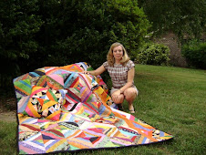 I like to think of myself as a Quilter