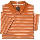 Adidas Mens ClimaLite Awning Stripe Polo Shirt