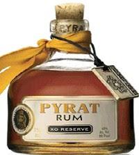 patron rum pyrat