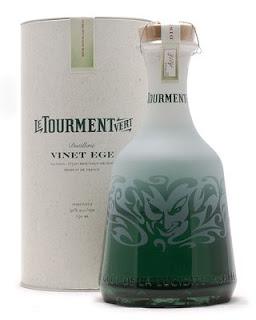 le tourment vert absinthe on virgin america