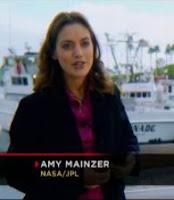 amy mainzer hot scientist