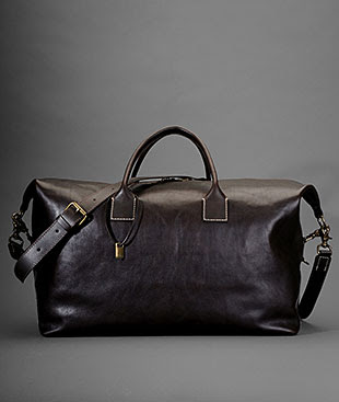 John Varvatos Overnight Duffle Bag