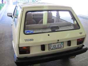 yugo for sale