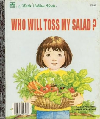 who will toss my salad