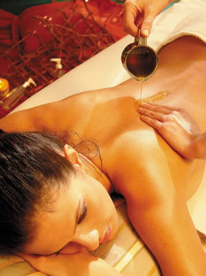 Anthea's Ayurveda: Ayurvedic massage