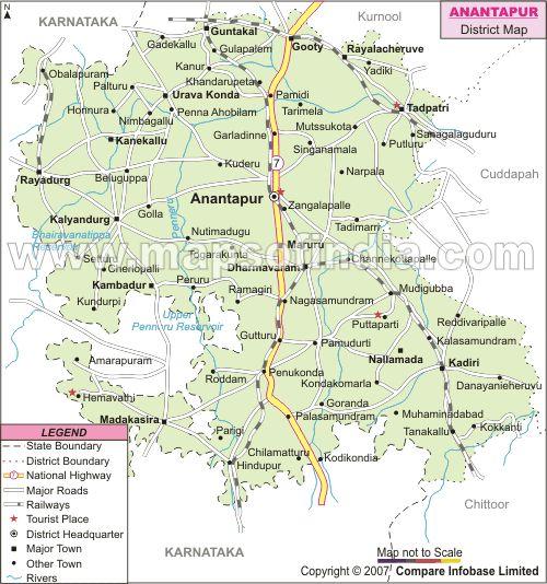 Andhra Tourism District