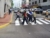 El peaton tambien puede ser sancionado