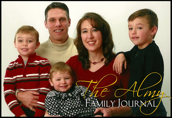 The Almy Family Journal