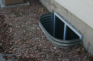 cleaning window well drains how to 1 800 no leaks