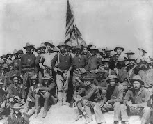 When Men were Men: Teddy Roosevelt and the Rough Riders