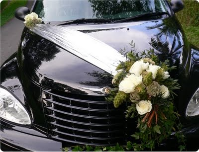 Wedding Car Decoration Ideas