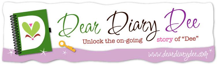 Dear Diary Dee