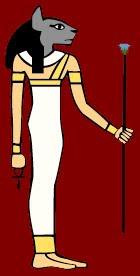 BASTET, A DEUSA-GATA DO EGITO