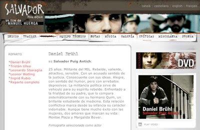 Salvadorfilm.com