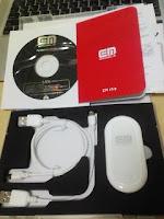 イー・モバイルのデータ通信カードD02HWを買った。