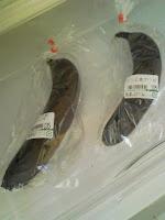 会社の休憩室にある冷蔵庫のフィリピン産バナナ2本は誰のものか?の巻。