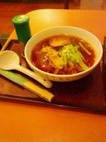 デニーズ『中華麺』680円は結構お気に入りの巻。