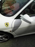 目の前にある約2200万のFerrari(フェラーリ)F430の巻。