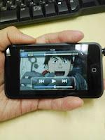 Apple iPod touchをしばらく使ってみて分かったことの巻。