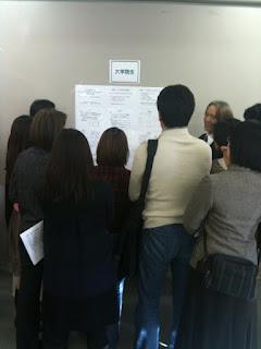 早稲田大学の向後ゼミ研究発表会へ見学に行く