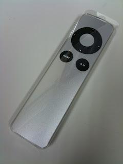 Apple Remoteは持っているとちょっと便利でかっこいい