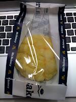 マクドナルド、マックベーカリーのメロンパンを食べた感想。