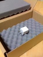 Apple 超コンパクト USB 電源アダプタ交換プログラム。