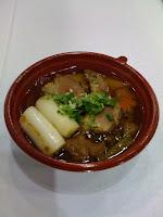 越谷市こしがや産業フェスタの鴨ネギ鍋を食べた感想。