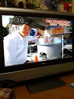 テレビ朝日のスーパーJチャンネルで越谷市の紹介。