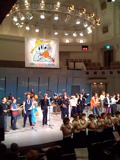 松伏町田園ホール・エローラの田園ミュージックフェスティバル