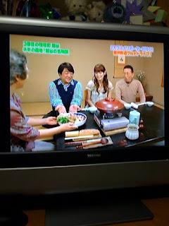 越谷市鴨ネギ鍋がテレビ東京のドライブ A GO! GO!で放映