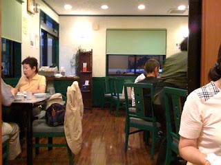 越谷市中国料理翡翠(翡翠)の店内