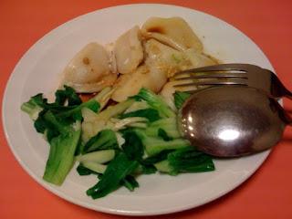 越谷市中国料理翡翠(ひすい)の水餃子