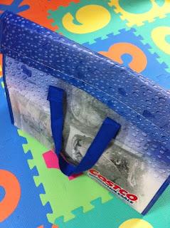 コストコ新三郷会員の更新で貰った保冷バッグ
