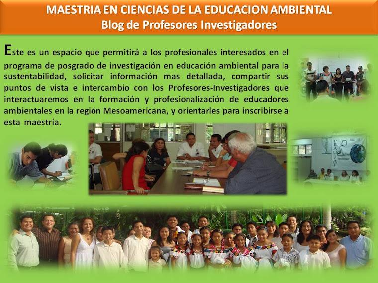 Cuerpo Académico de Educación Ambiental, Cultura y Sustentabilidad