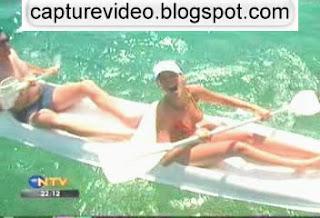 doga rutkay kanoda bikinili