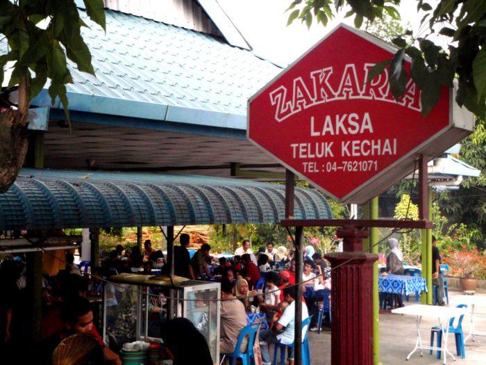 laksa kedah. in Kuala Kedah, Kedah.