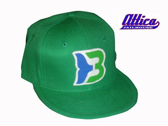 2c43fbd0897 Attica Jailhouse Ball Caps Custom Fitted Blog  Binghamton Whalers ...
