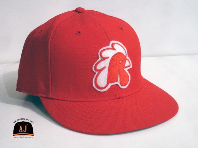 cf7f4e55873 Attica Jailhouse Ball Caps Custom Fitted Blog  Providence Reds ...