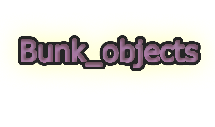 bunkobjects