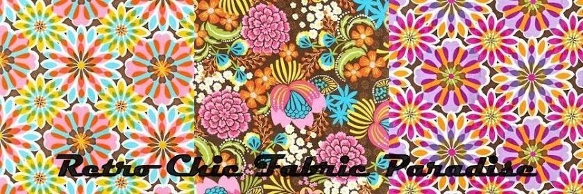 Retro Chic Fabrics Paradise