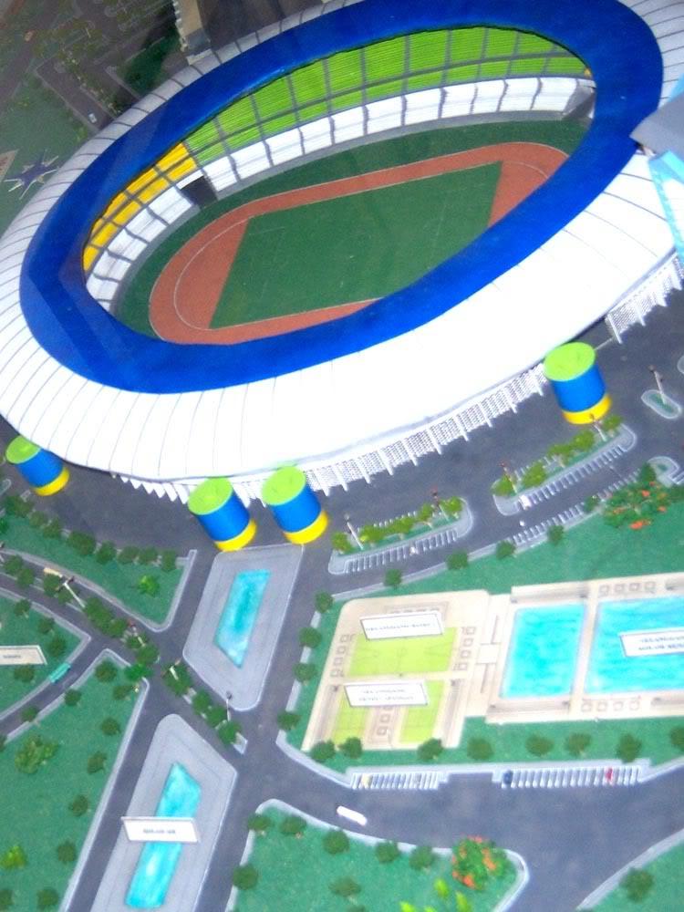 Palembang - Pelaksanaan Sea Games 2011 di Palembang diperkirakan ...