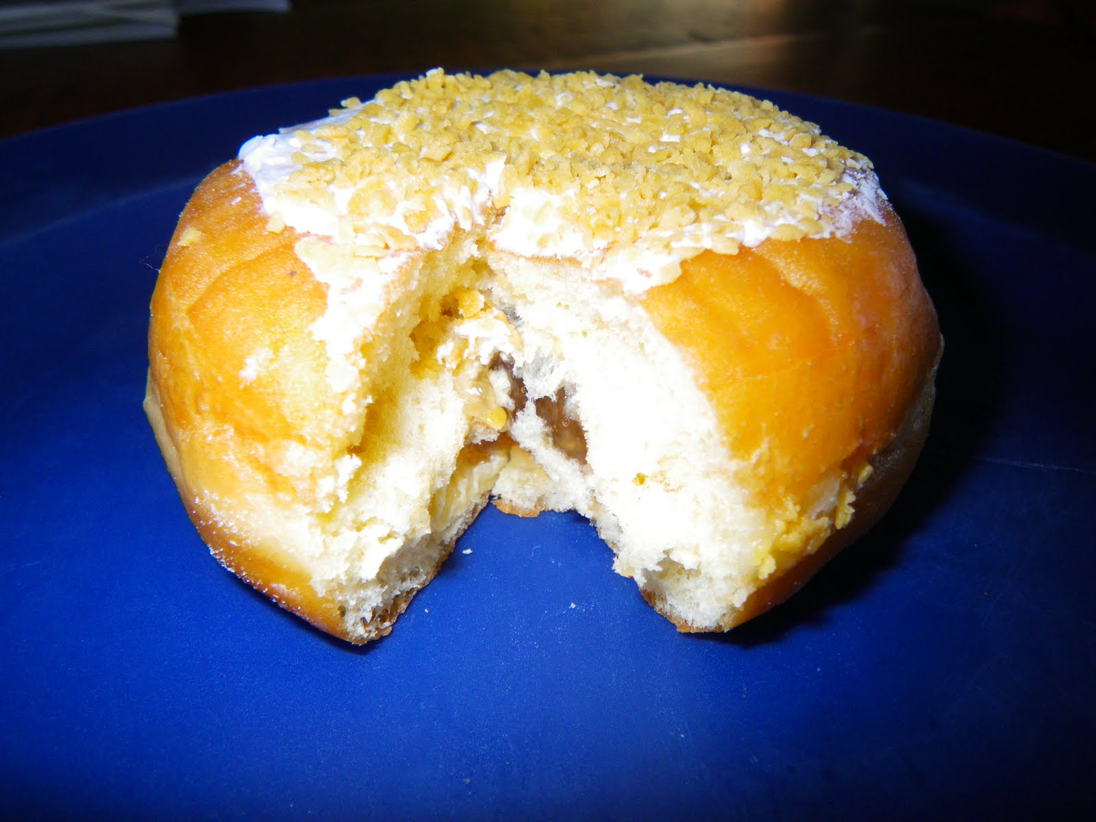 Calories In Blueberry Streusel Cake Donut