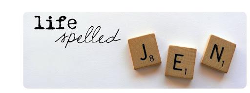 life spelled J E N