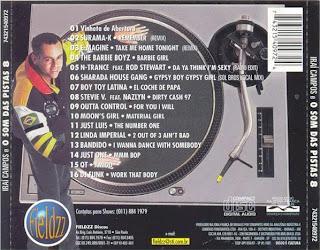 DJ IraГ Campos & O Som Das Pistas 8