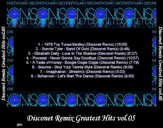 Disconet Remix Greatest Hits Vol.05