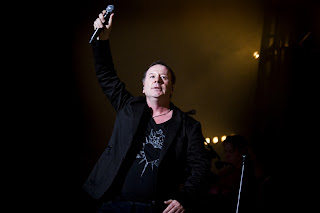 ENTREVISTA COM JIM KERR (SIMPLE MINDS)