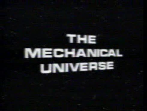 El universo mecánico. 2- la ley de la caida de los cuerpos