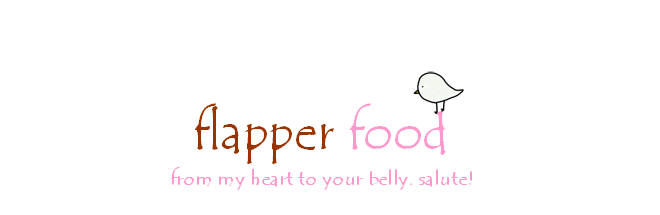 flapper food: a blog of snack love
